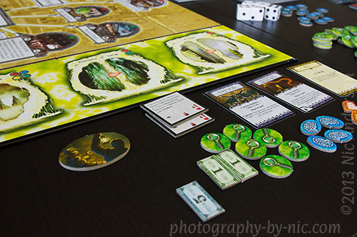 arkham horror - monster trophies