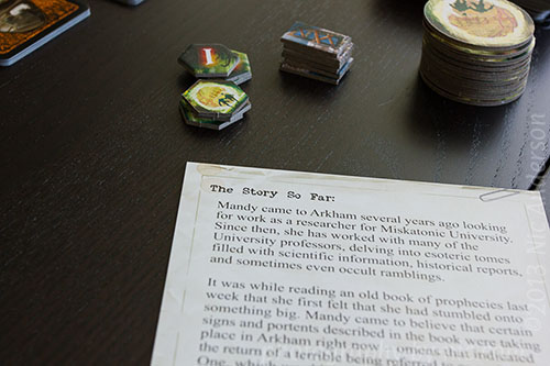 arkham horror - the story so far
