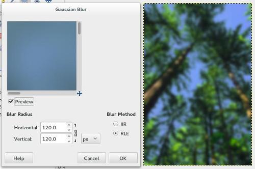 g.blur