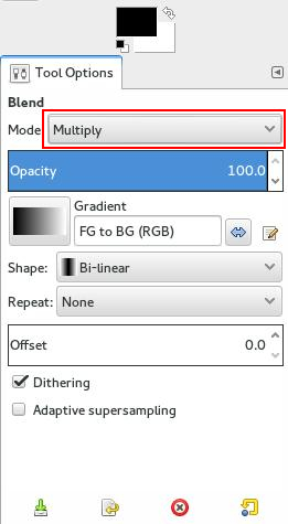 gradient-options