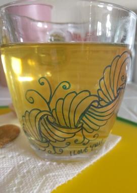 June 30 - organic (one of my fav tangle patterns)