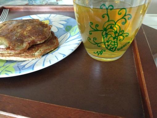 July 1 - mmmm pancakes