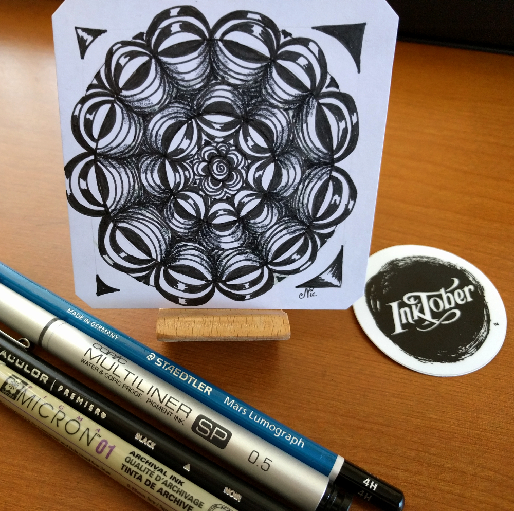 Inktober (Day 15)…   Photography by Nic